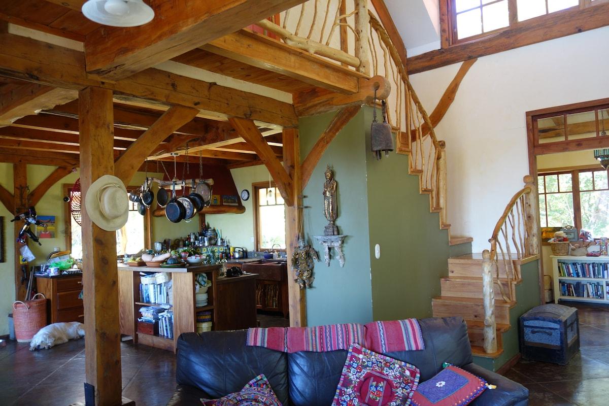 Querencia Homestead Farmhouse