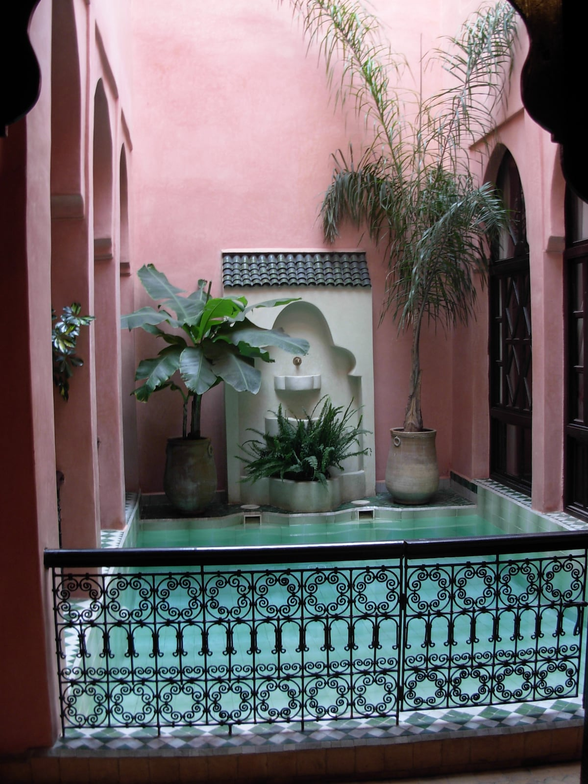 Riad. Room double/ twin N°3