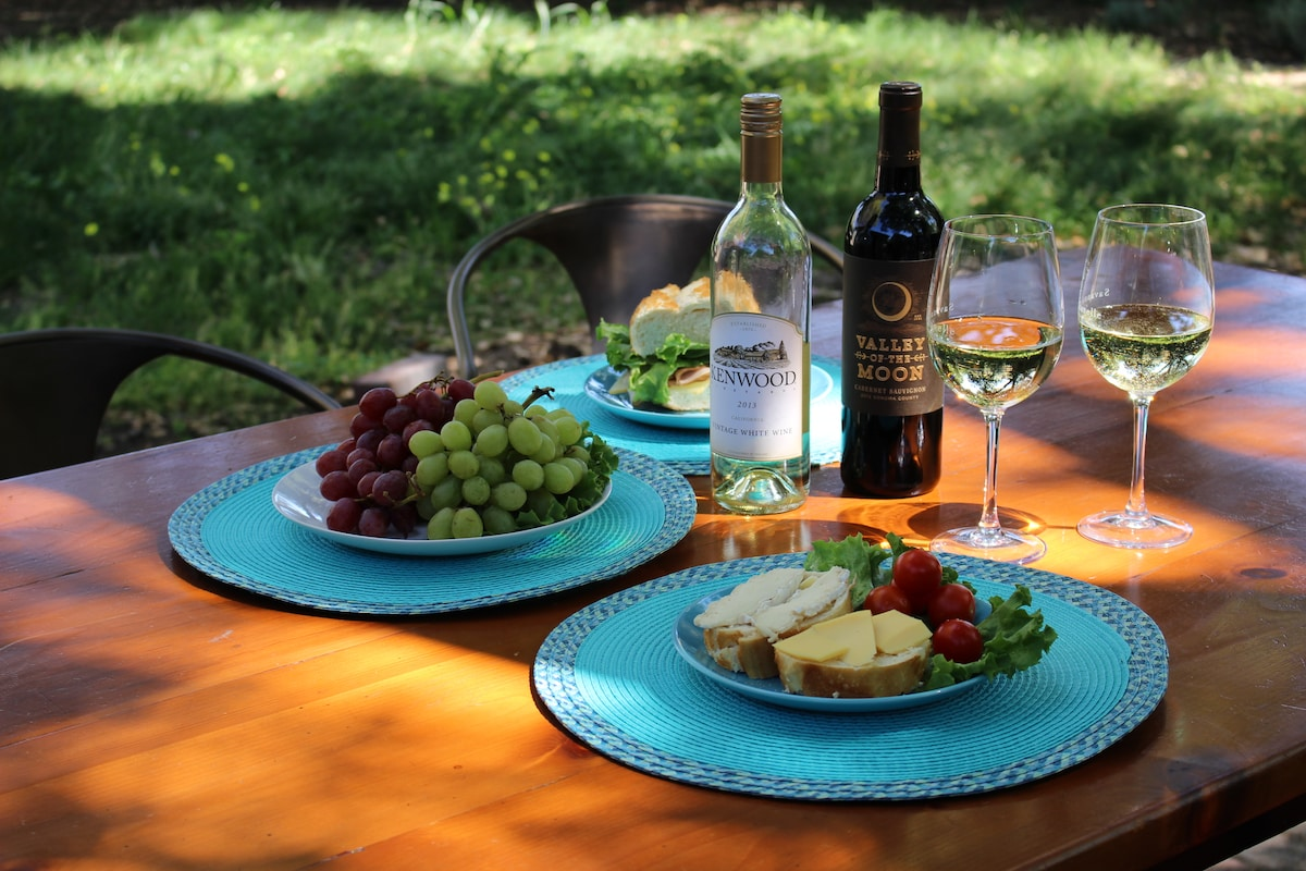 Sonoma- Inviting Glen Ellen Getaway