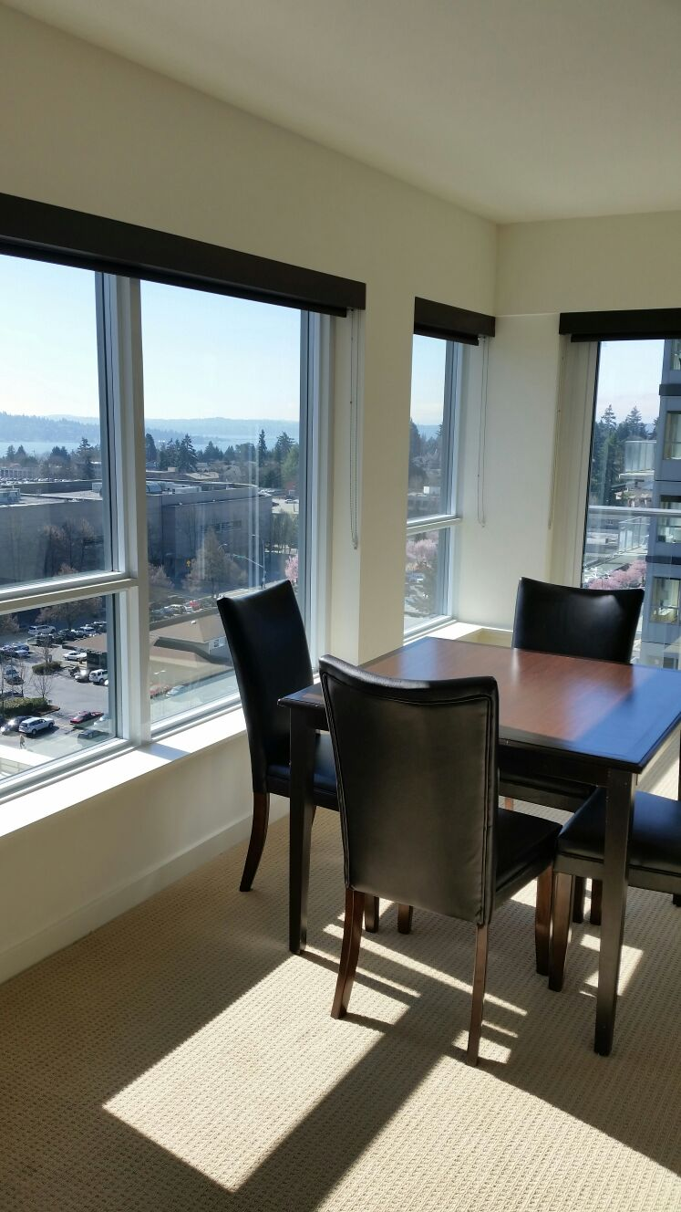 Luxury Two Bedroom with View