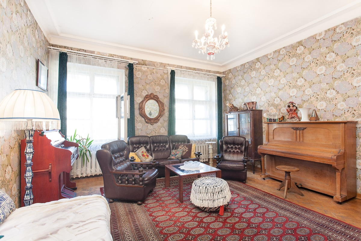Beautiful flat in a heart of Moscow