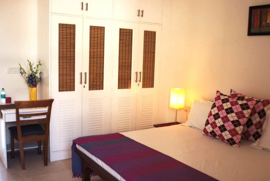 2 Bedroom apartment in  delhi