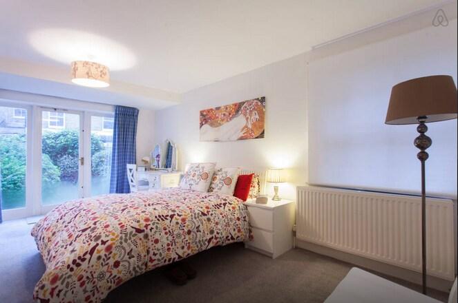 Amazing Double Room With Garden