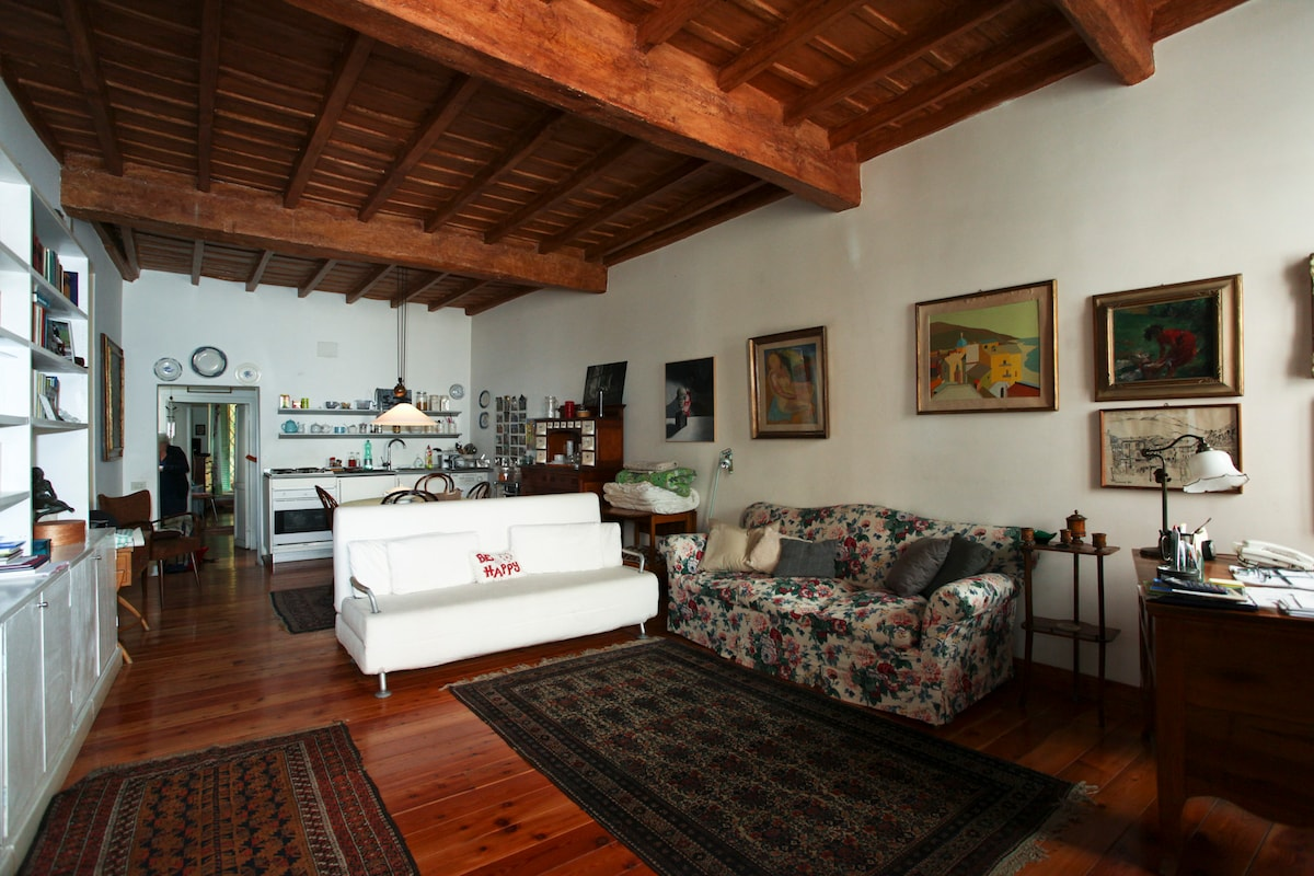 Trastevere Romantic Apartment
