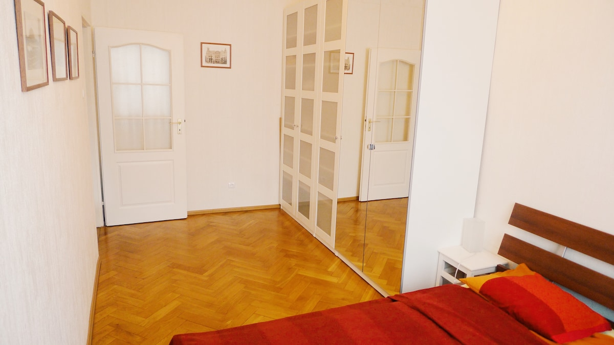 Spacious apartment in Arkady