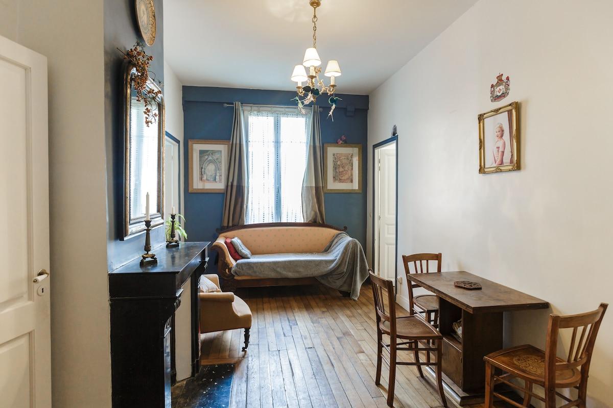 Charming room Confort Paris