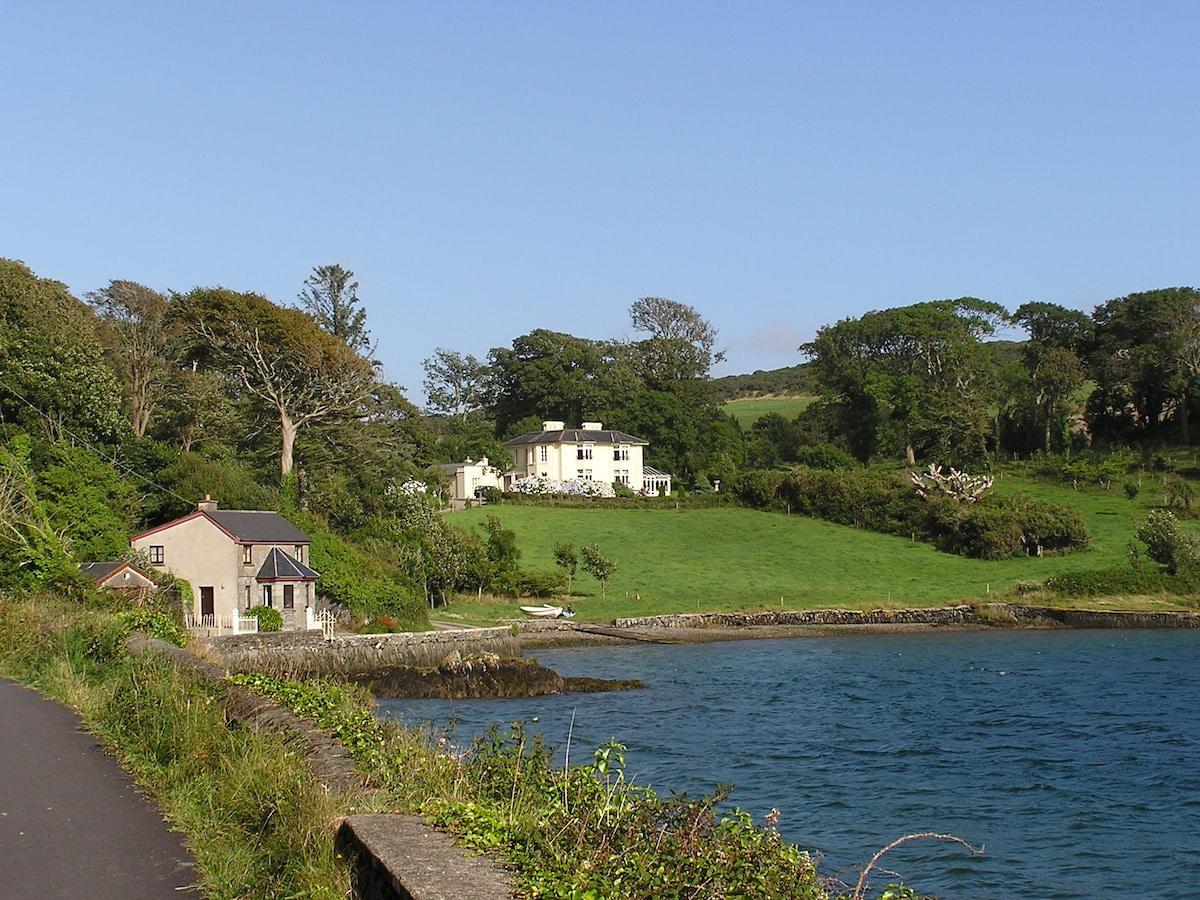 The Gate Lodge of Lough Hyne House