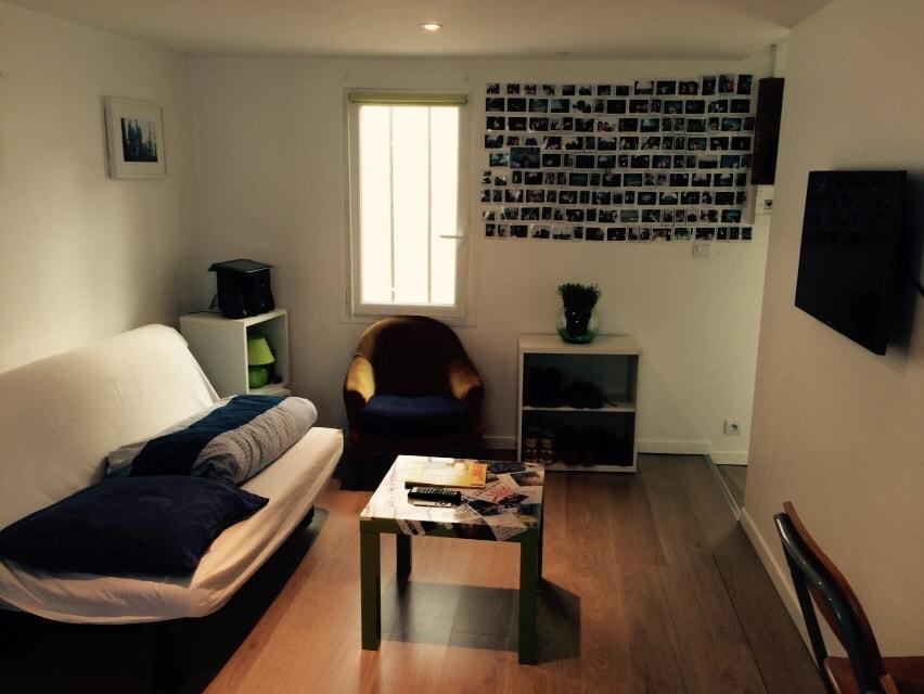 Lovely studio Paris 2ème-Chatelet