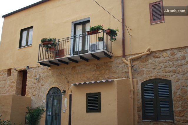 Double room in the historic center