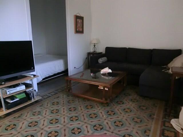 Habitación de matrimonio con salón privado. Sofá con Chaise-long convertible en cama (website hidden). Calefacción. Ventilador en verano