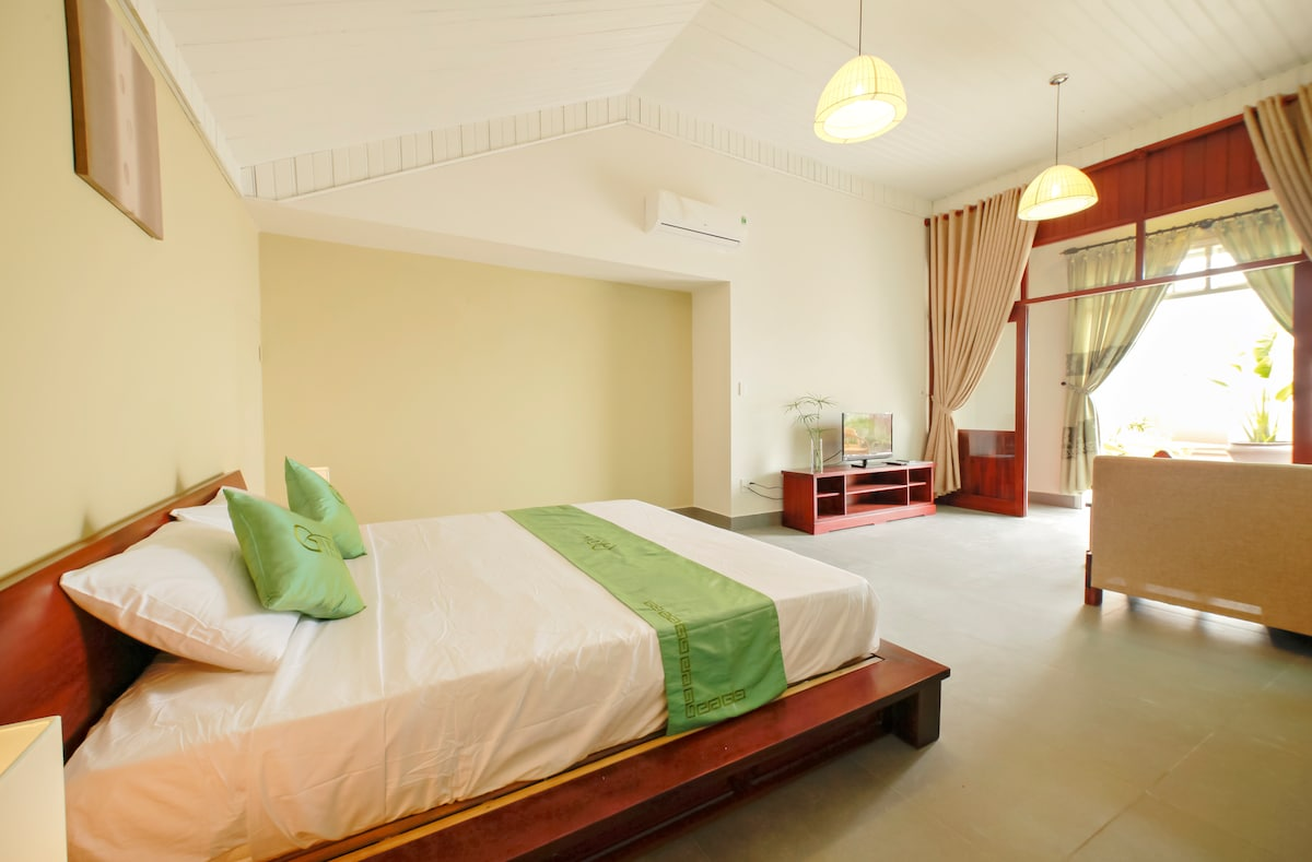 Green Valley Homestay Deluxe Room