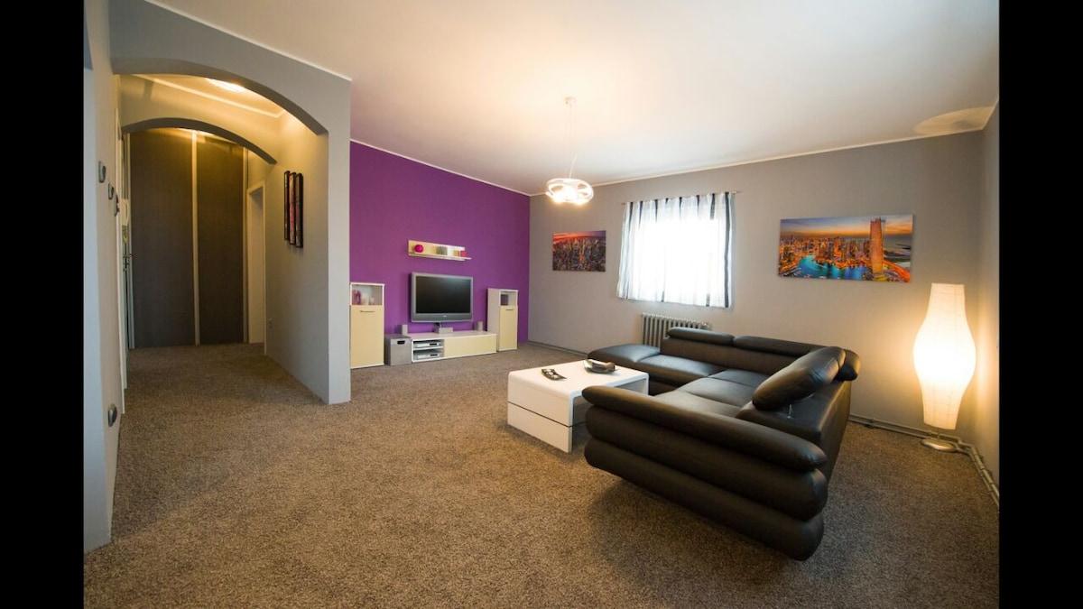 lux apartment Novi Sad