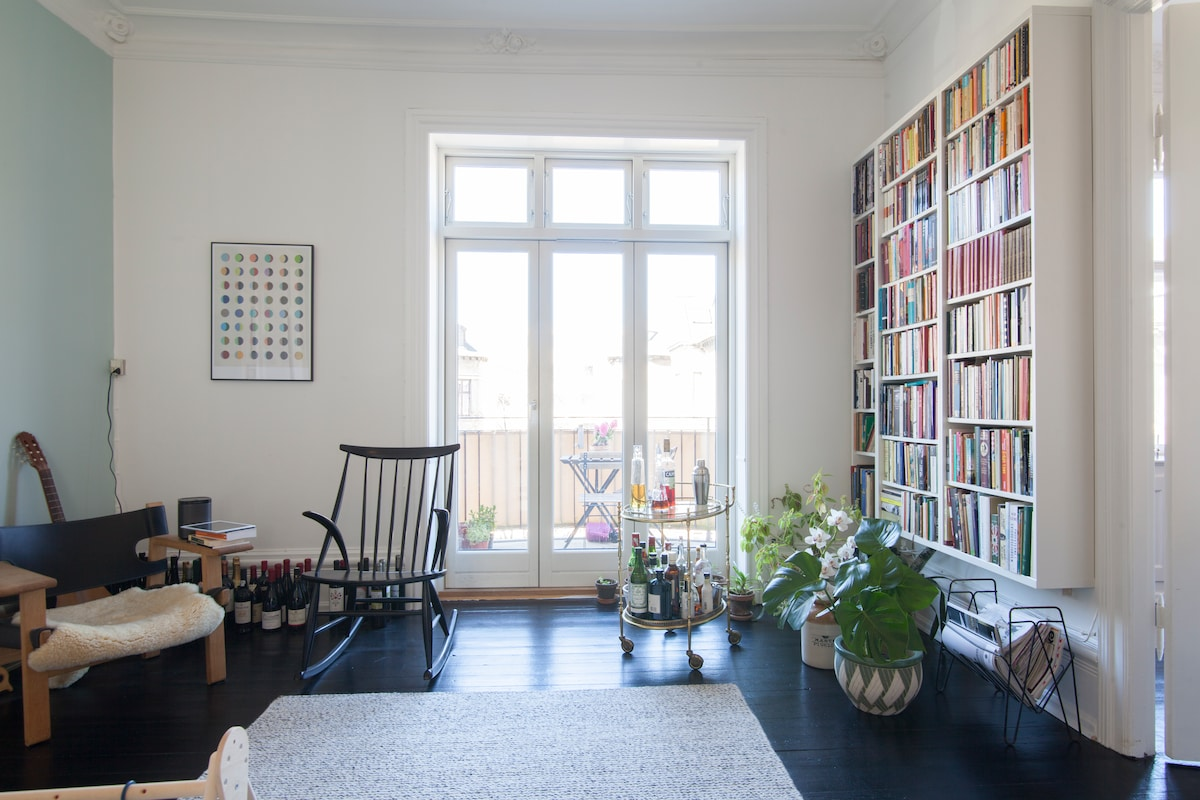 Cosy apartment in the heart of Cph