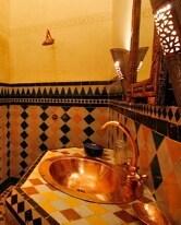 bathroom in Zahia room