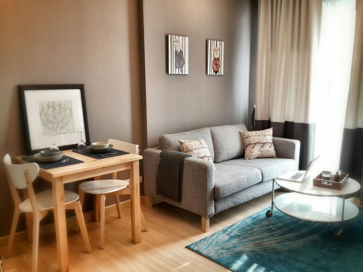 New&fully furnished condo @Thonglor