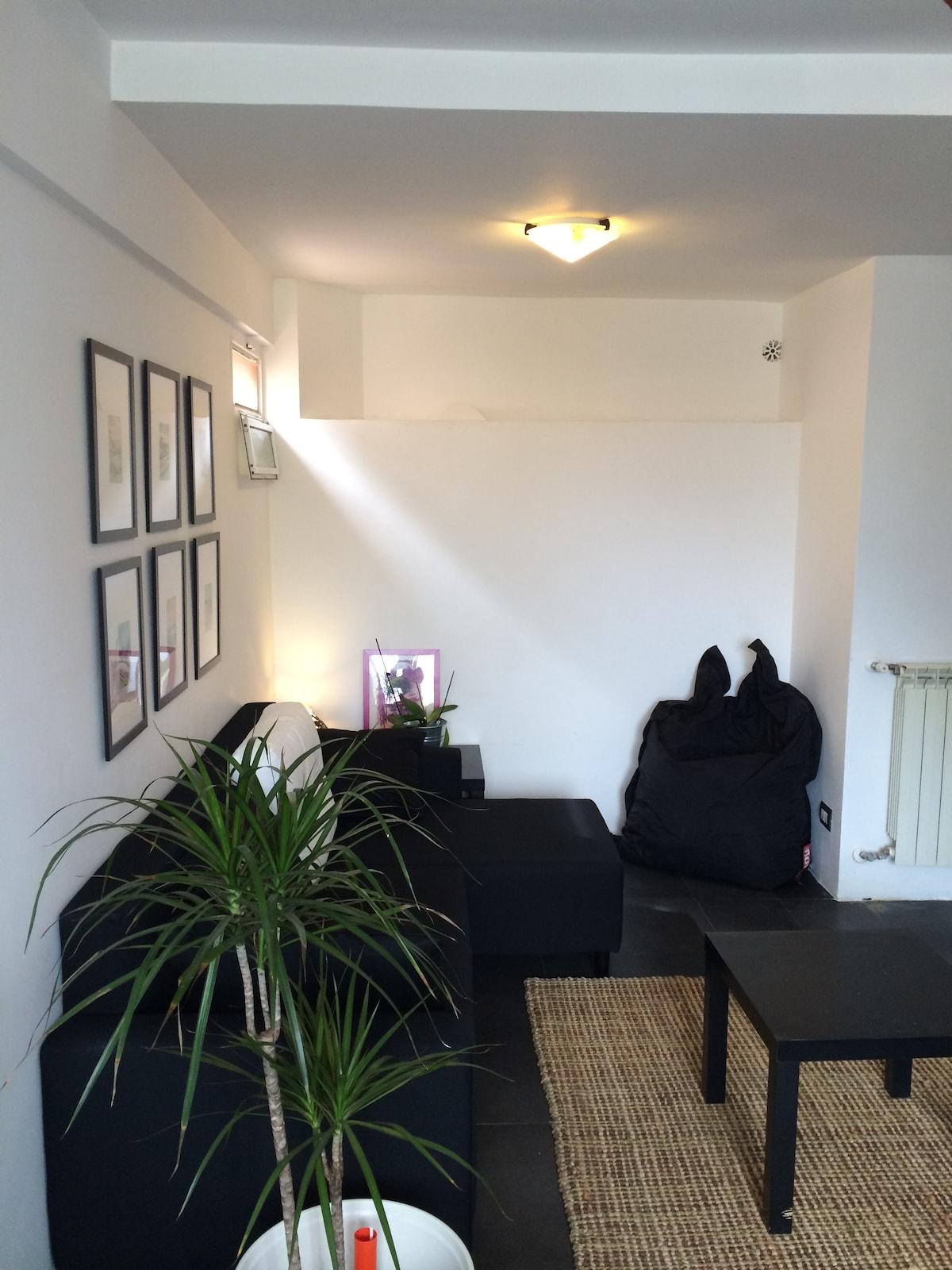 Duplex home Rome