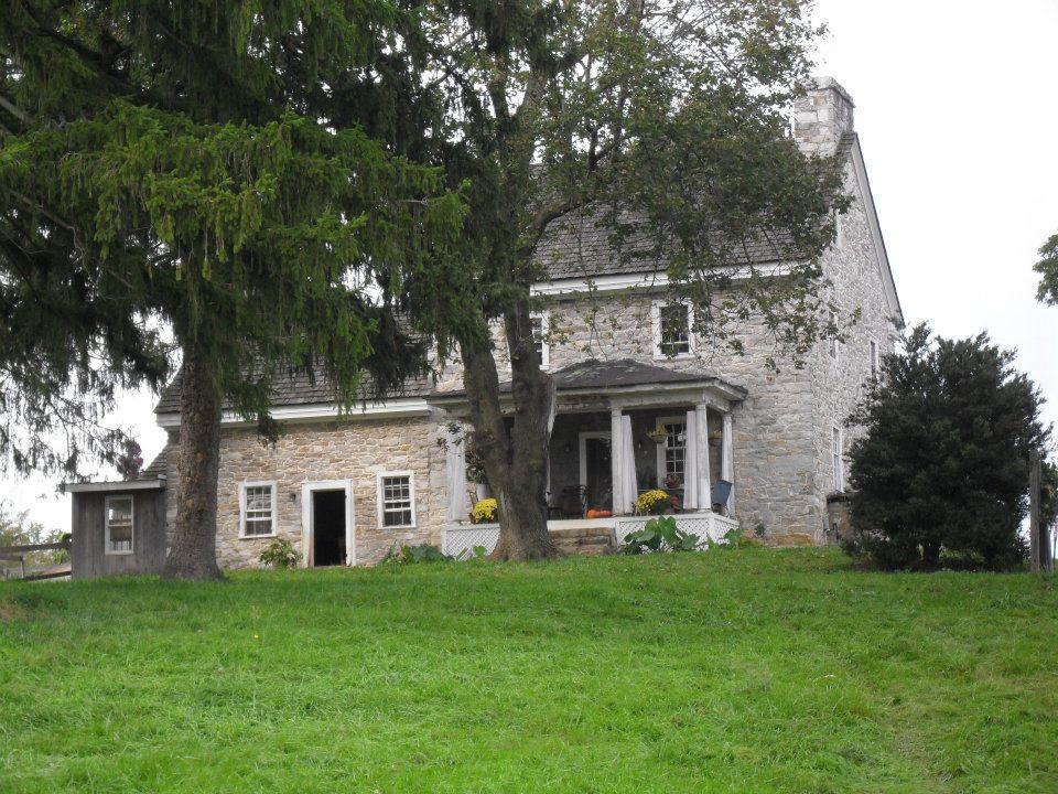 Oldeststone Farm, West Virginia