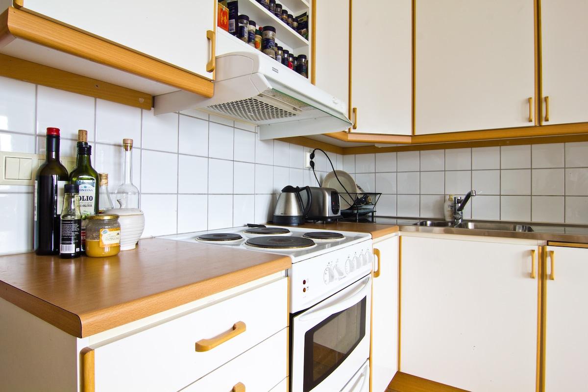 Central apartment - Uppsala C