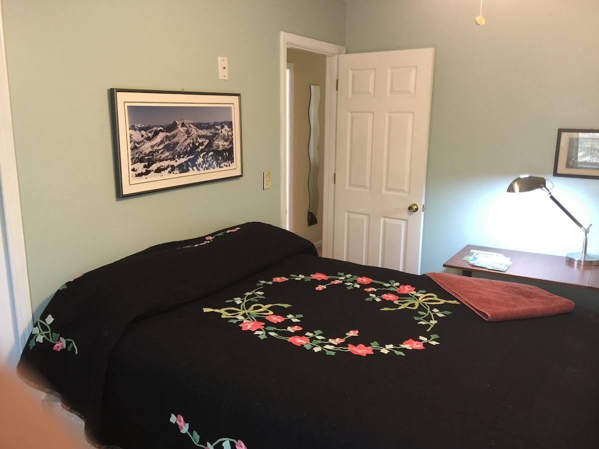 """The """"Hyatt Room""""  Sleeps Two"""