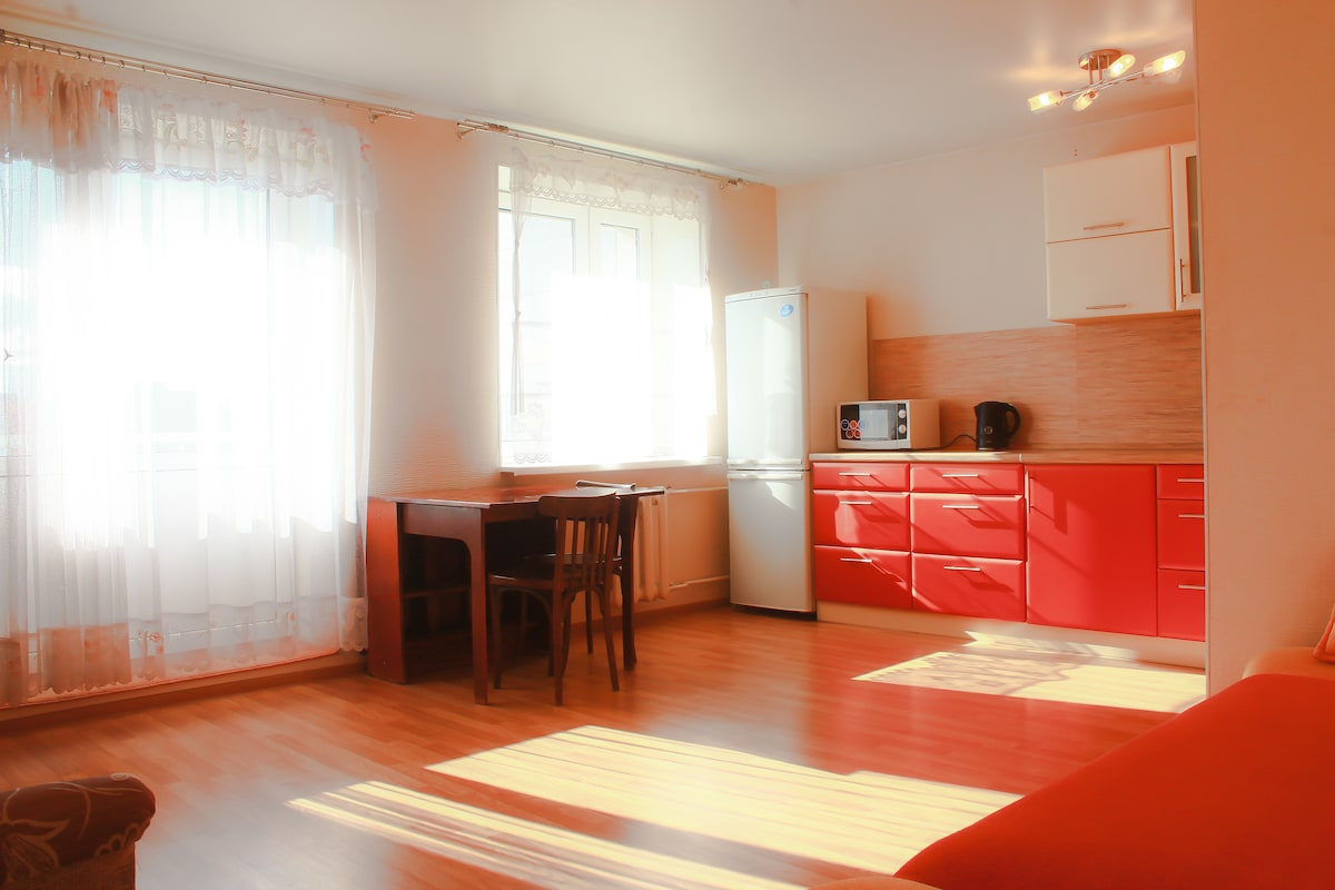 Great apartment in a convenient are
