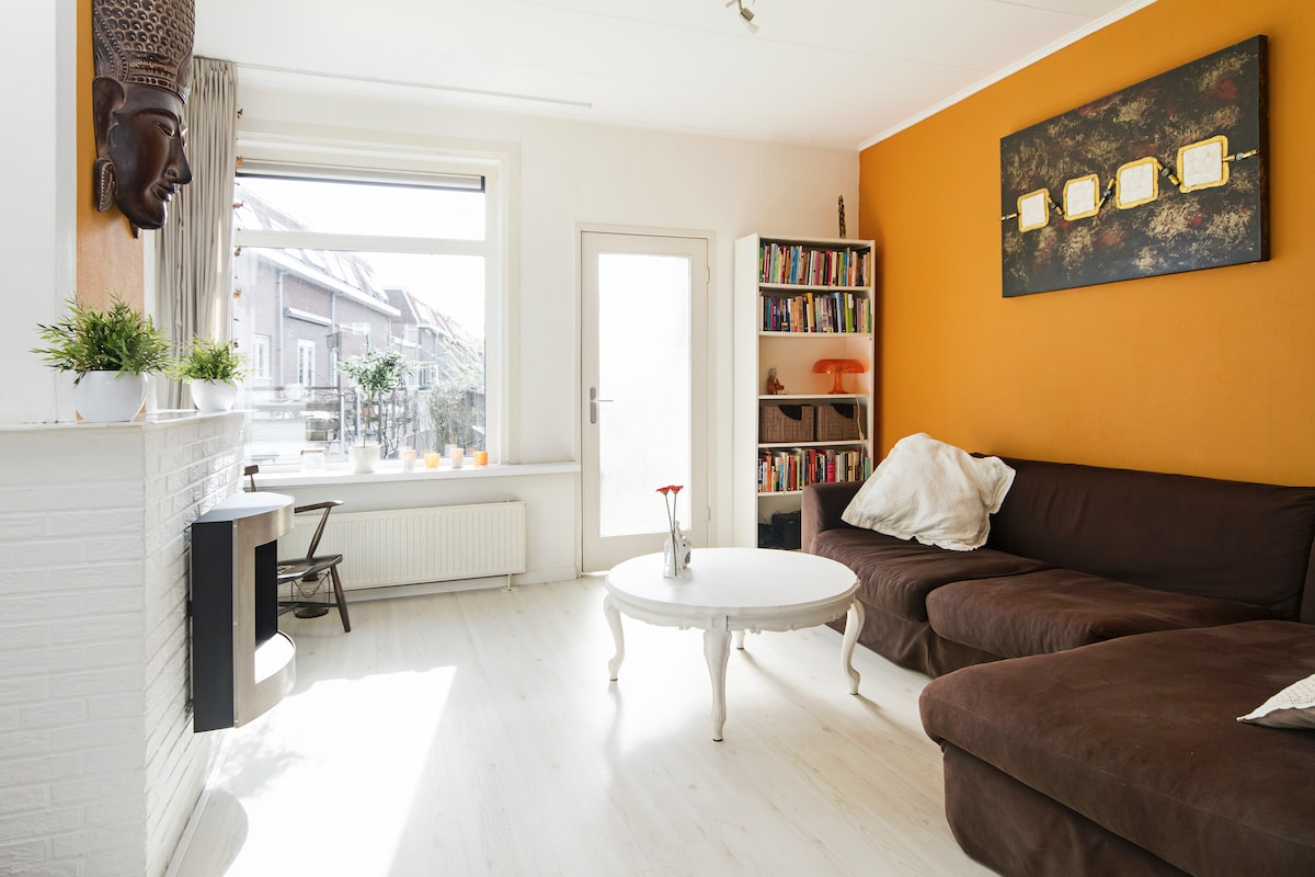 Your cosy home in Utrecht!