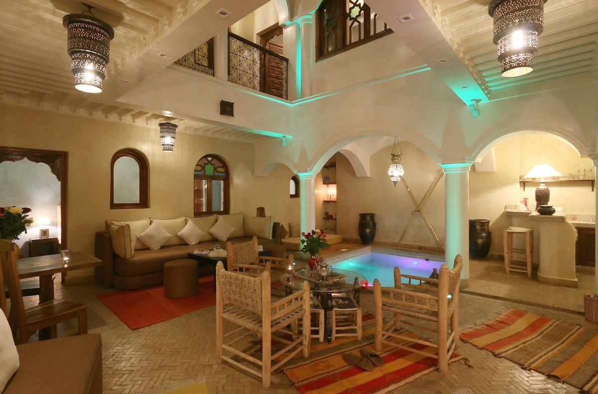 Riad L'Emir Marrakech Luxury Privat