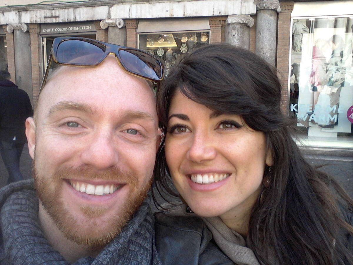 Cris & Faby from Roma