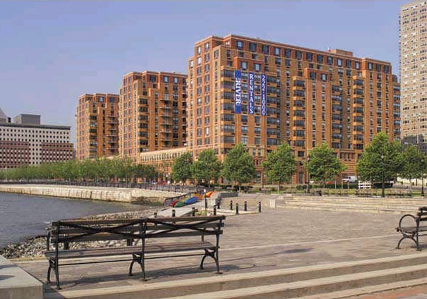 Jersey City Fully Furnished 1BR Apt