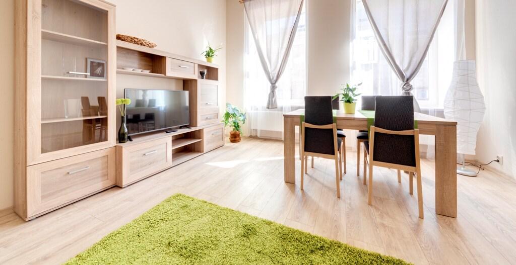 Apartament w ścisłym centrum Łodzi