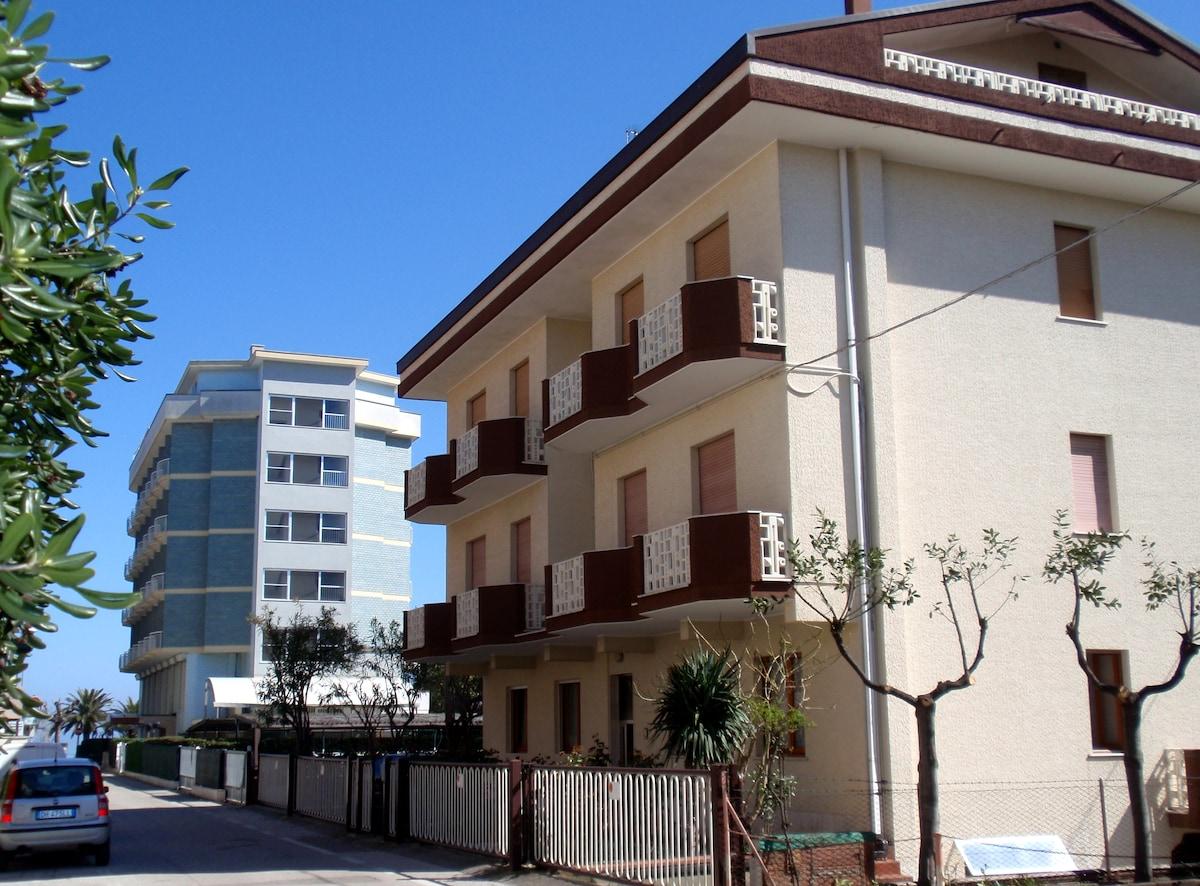 Appartamento a 30 metri dal mare