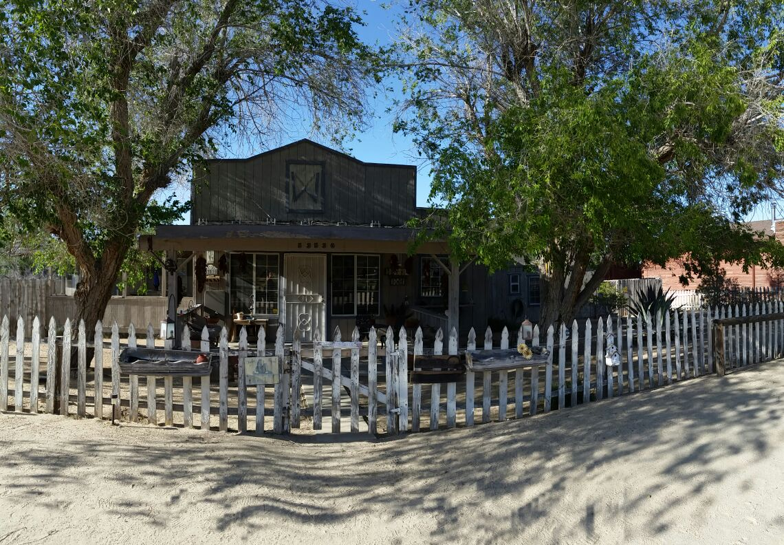 Wooden Indian Ranch