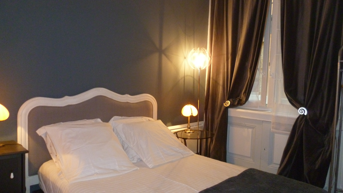 Votre chambre refaite et transformée! Your bedroom redecorated