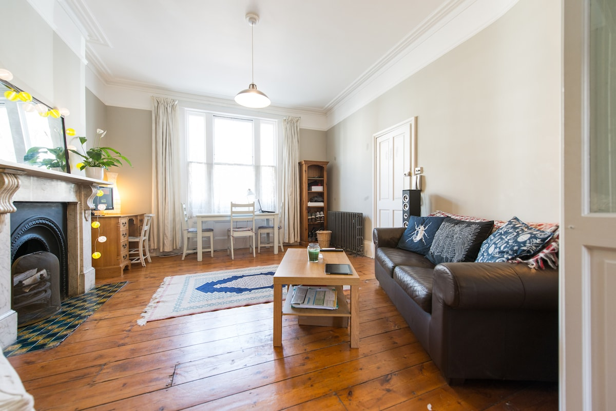 Entire Flat in Very Nice Area
