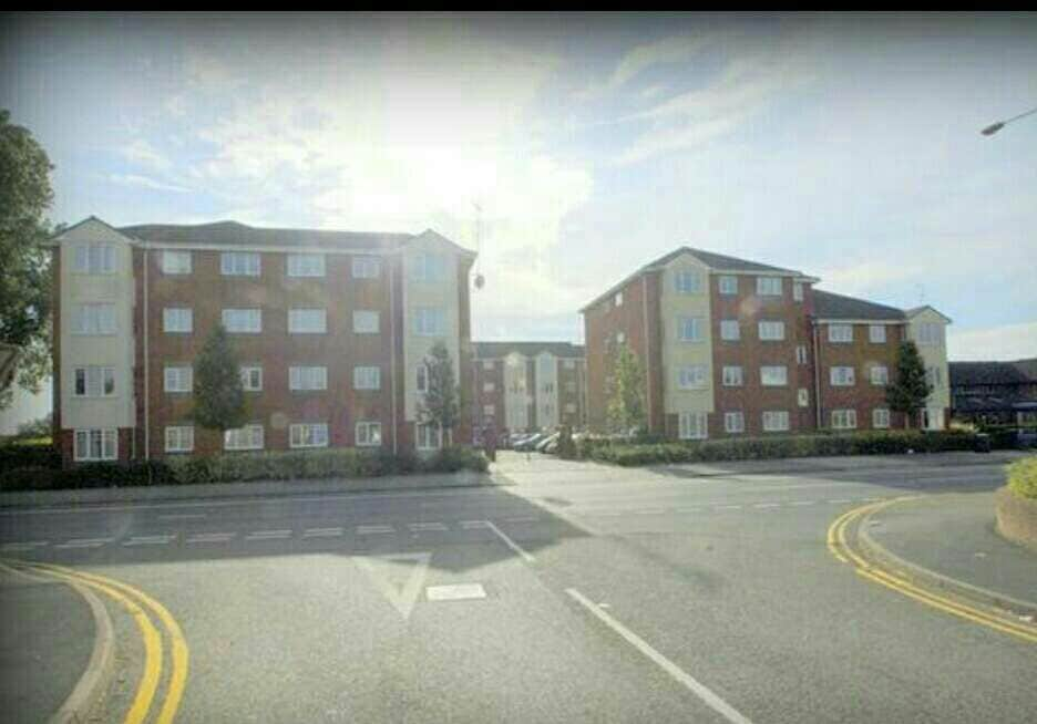 Modern two bedroom flat in Coventry