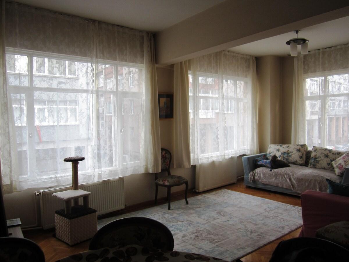 Cozy Room in perfect location Moda