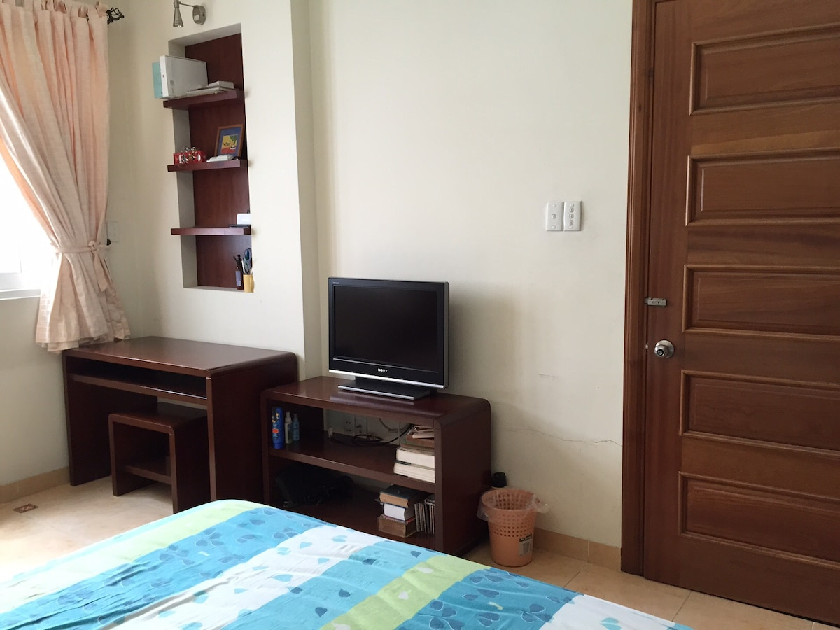 Fully equiped room in Phu Nhuan