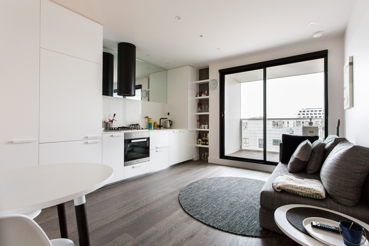 Luxurious 1BD just out of CBD