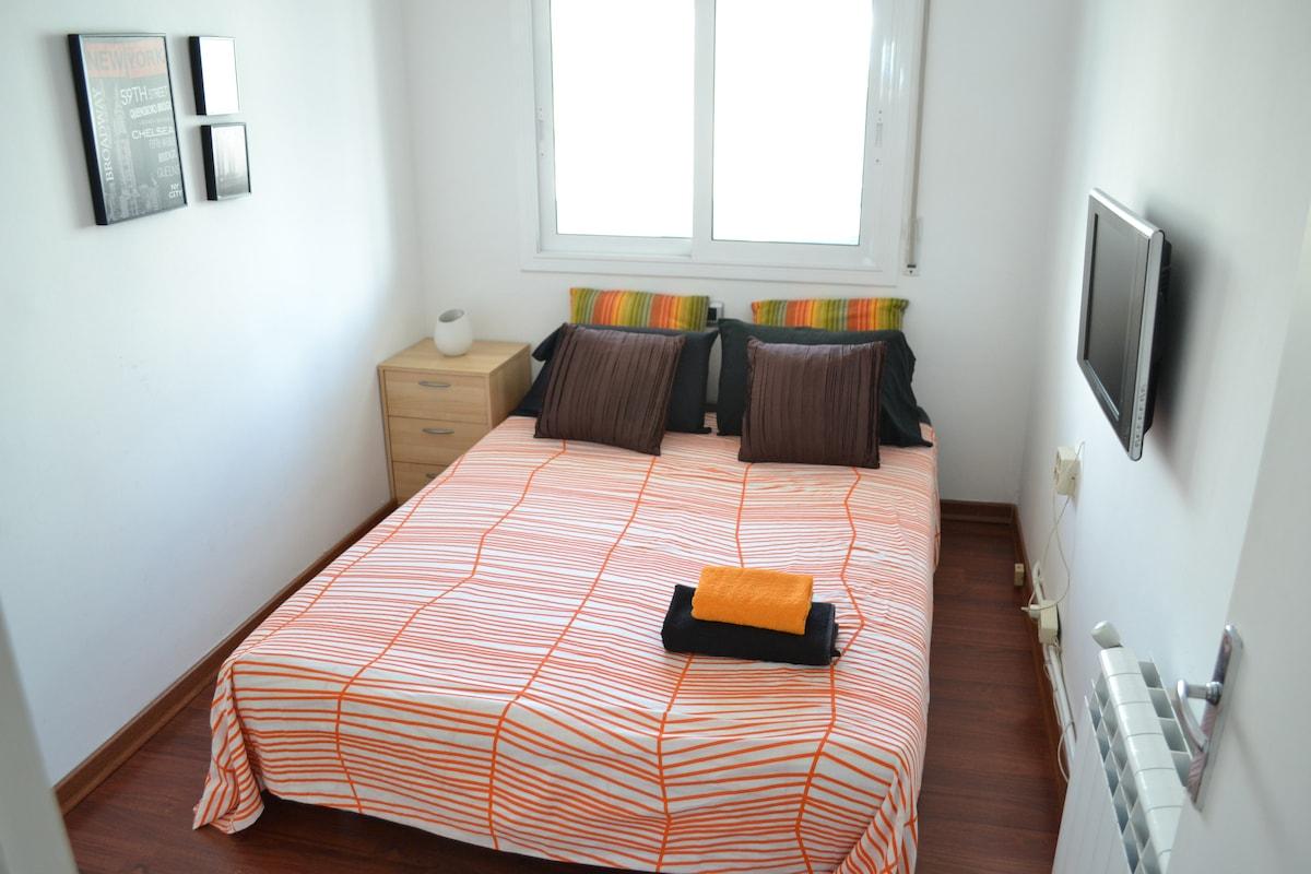 Room, detalle de la habitación.