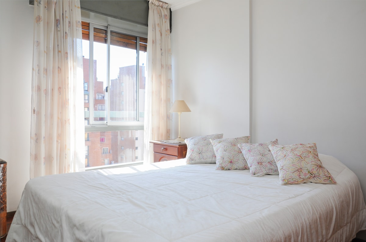 Prime Location: 1 BR. apartment