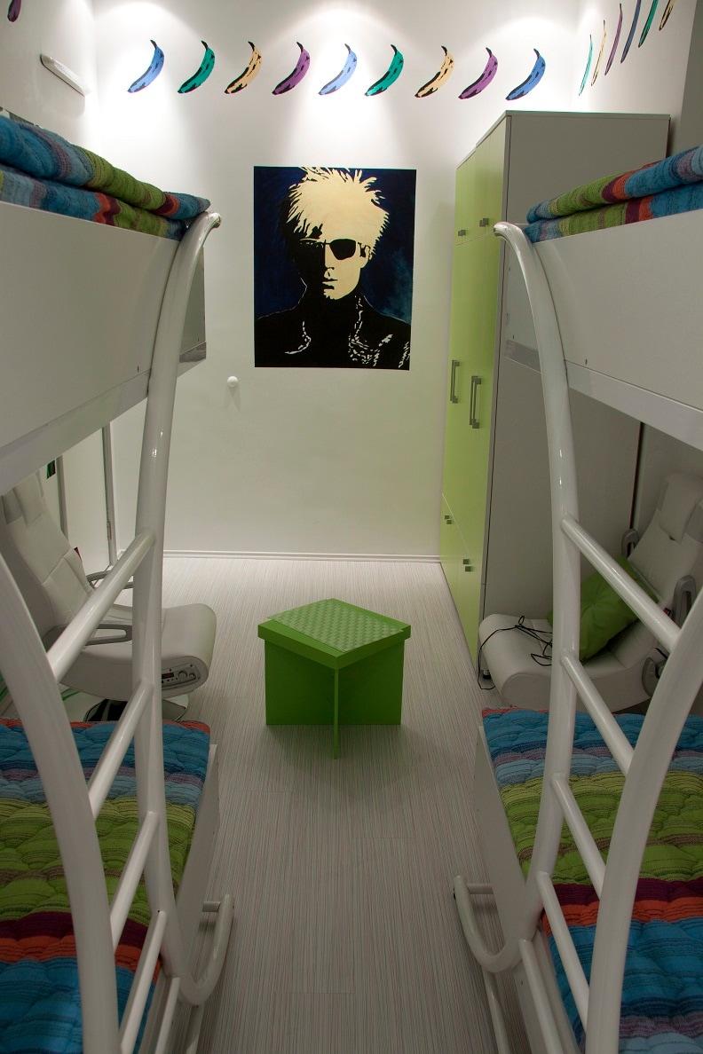 Andy Warhol room