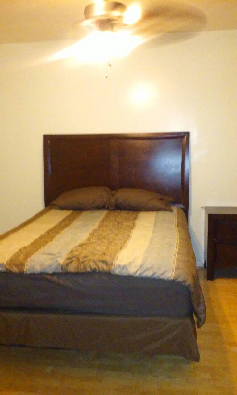 Stagecoach Cozy Master Bedroom