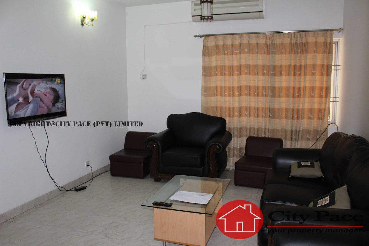 1680Sq.Ft Furnished Flat For Rent