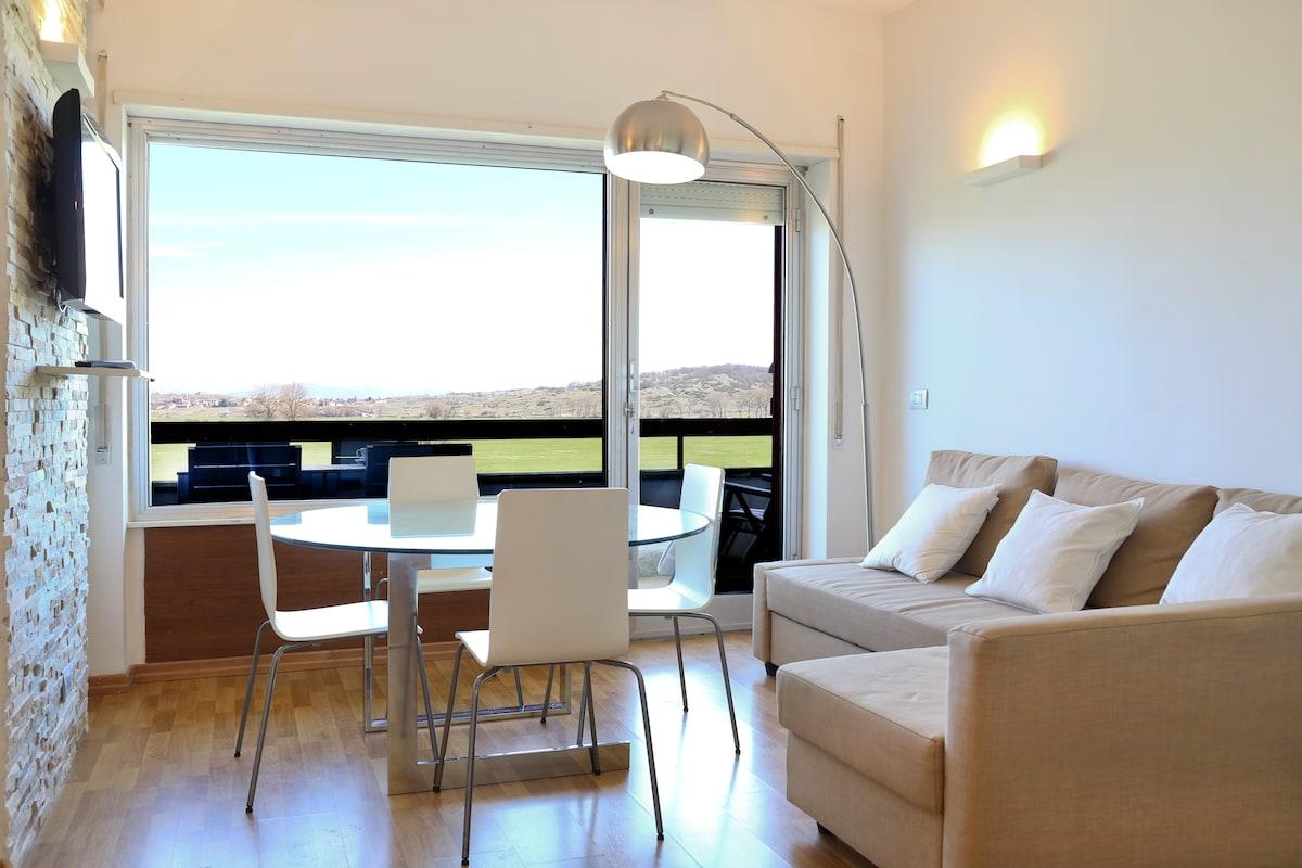 Mountain Design Apartment