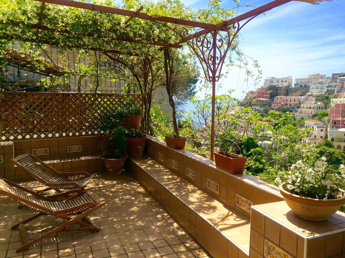 Holiday Apartment in Positano