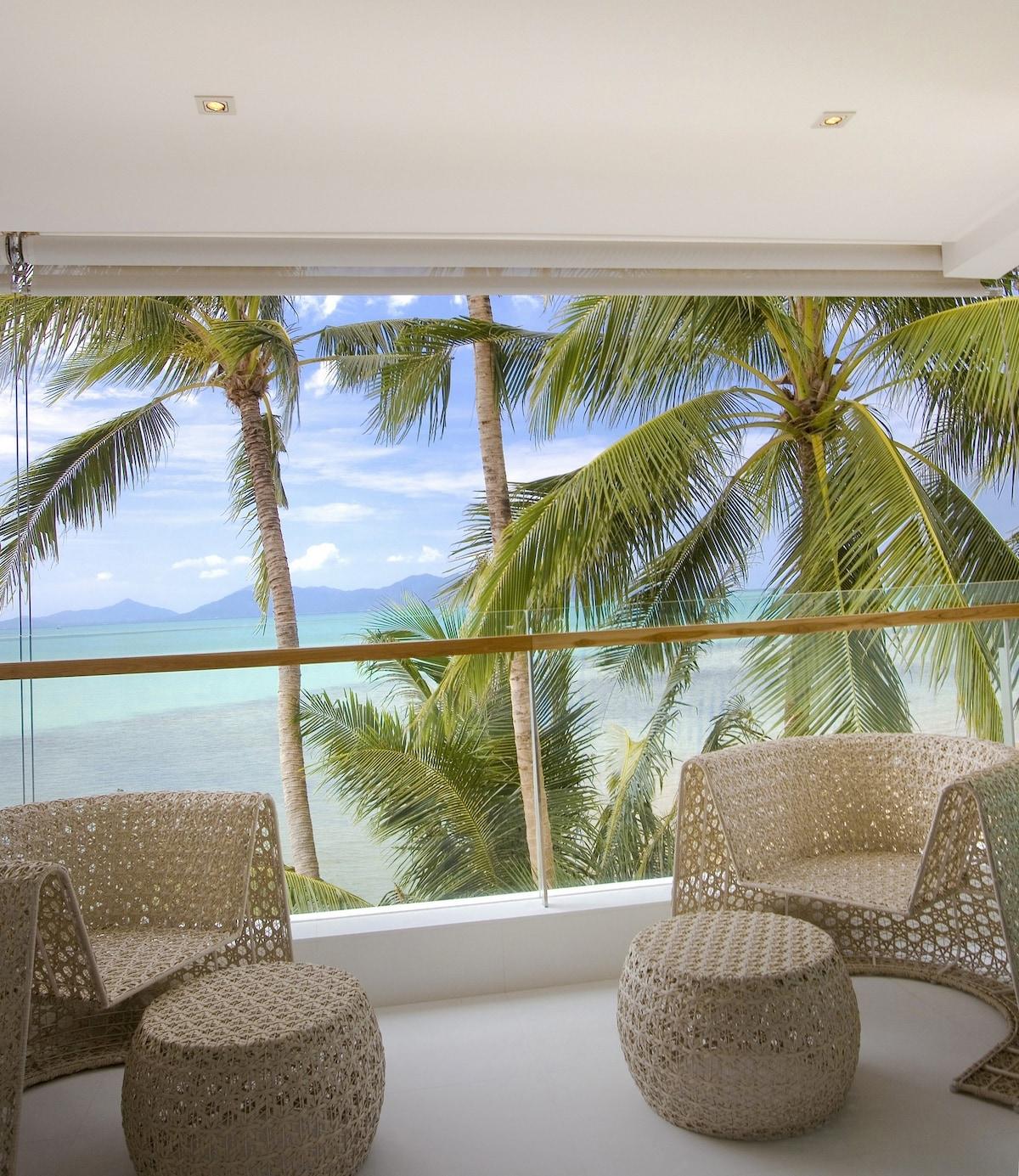 Panu, Luxury Beachfront Apartments