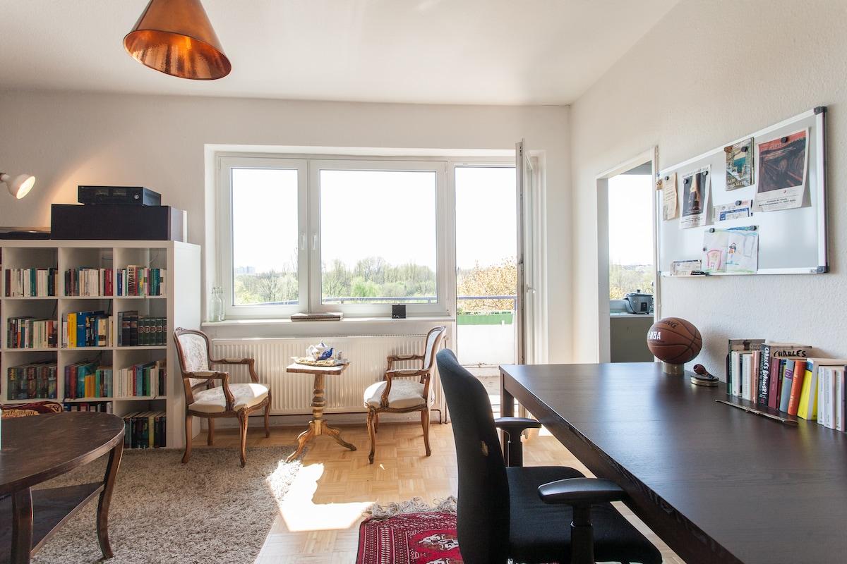 Cozy apartment in Kreuzberg
