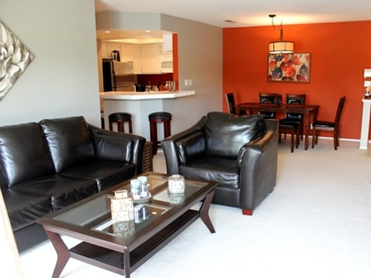 2bd/2ba Furnished Condo