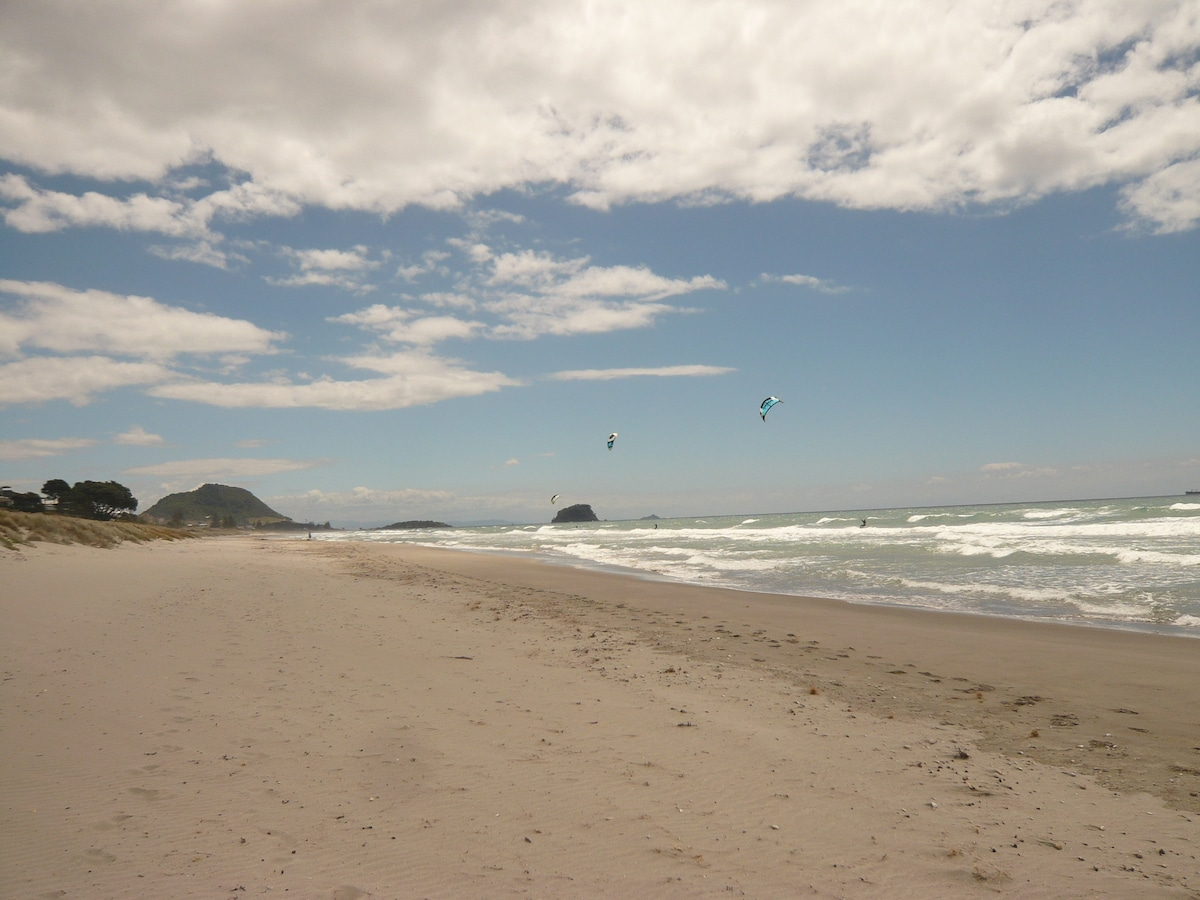 Cosy Beach House in Mount Maunganui