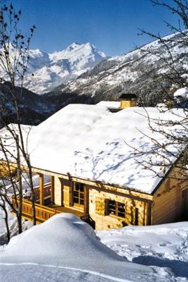 Magnifique Chalet bois en Savoie