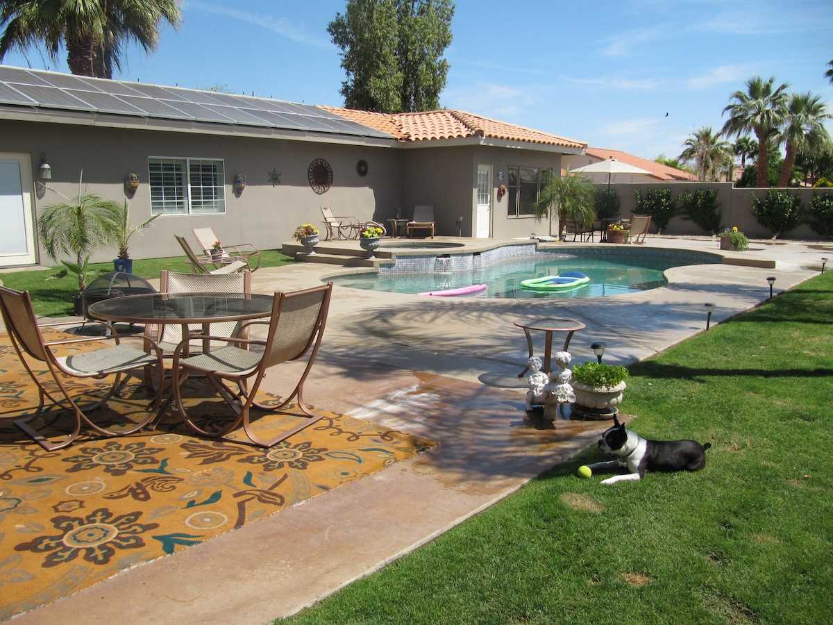 Palm Desert/Palm Springs Guesthouse